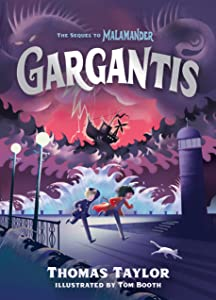 Gargantis (The Legends of Eerie-on-Sea, #2)
