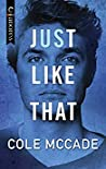Just Like That (Albin Academy, #1)