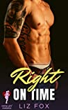Right on Time (The Right Men #1)