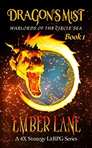 Dragon's Mist (Warlords of the Circle Sea, #1)