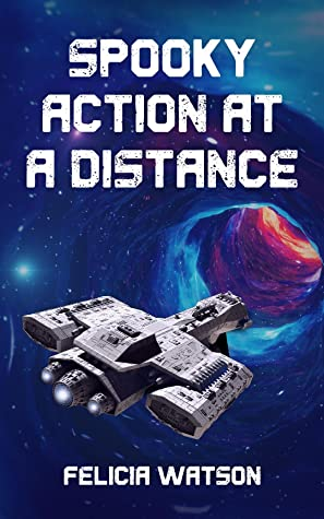 Spooky Action at a Distance (Lovelace #2)