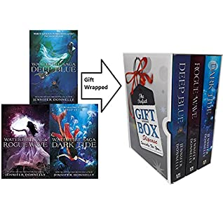 Waterfire Saga Collection Jennifer Donnelly 3 Books Bundle Gift Wrapped Slipcase Specially For You