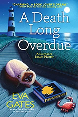 A Death Long Overdue by Eva Gates