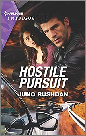 Hostile Pursuit (Hard Core Justice, #1)