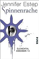 Spinnenrache (Elemental Assassin, #14)