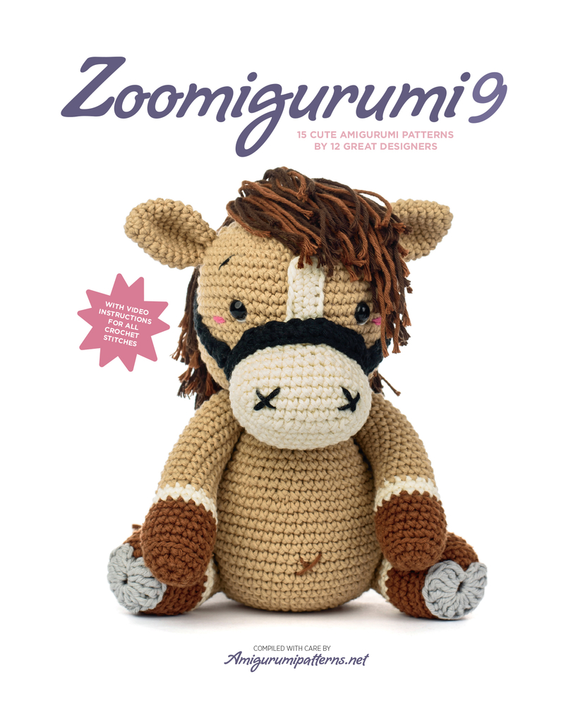 Gratis leuke Amigurumi-patronen - 25 geweldige haakideeën voor ...   1000x826