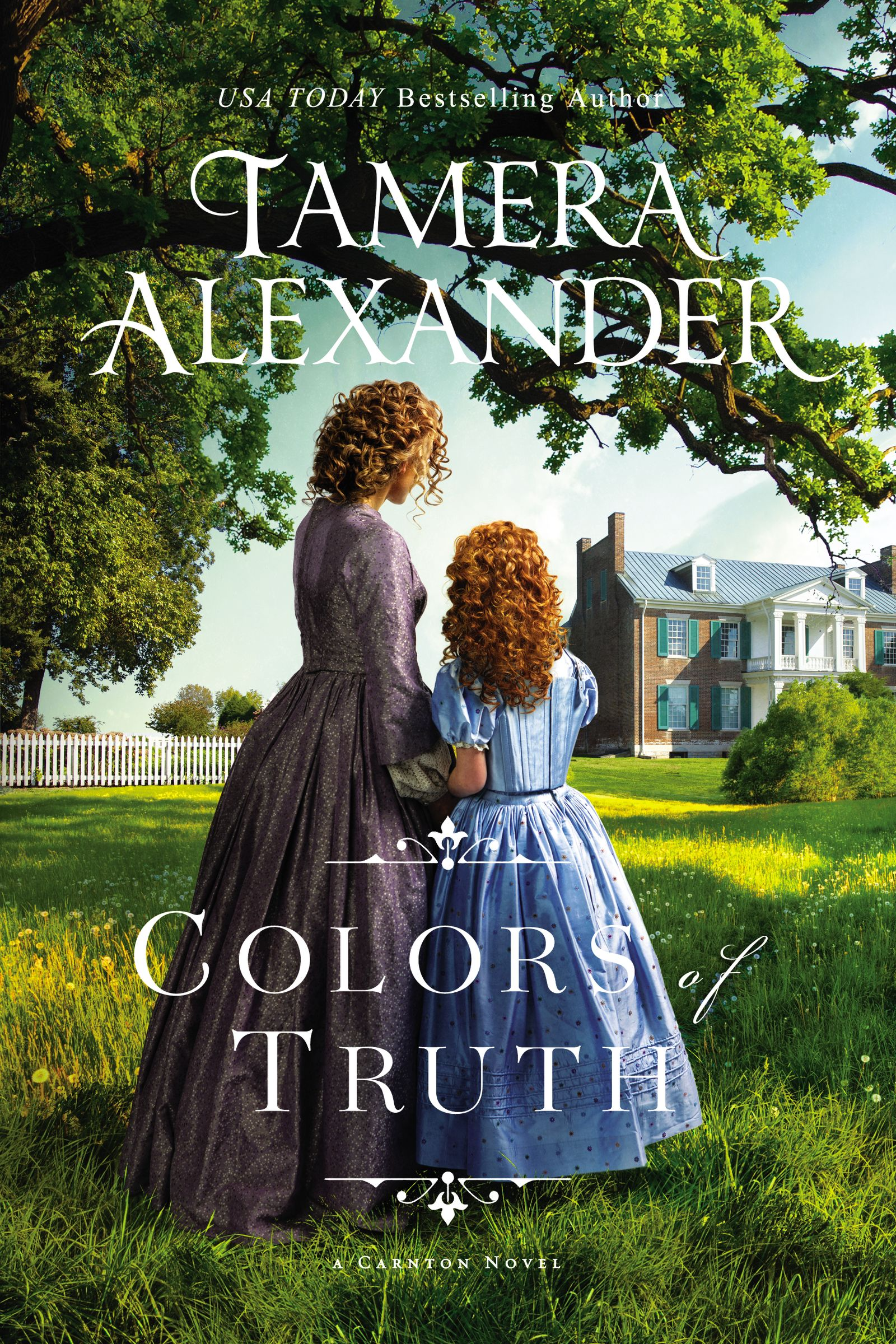 Colors of Truth (Carnton, #2)