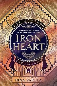 Iron Heart (Crier's War, #2)