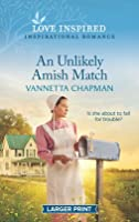 An Unlikely Amish Match (Indiana Amish Brides #5)