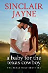 A Baby for the Texas Cowboy (The Texas Wolf Brothers Book 3)