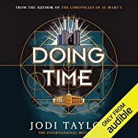 Doing Time (Time Police, #1)
