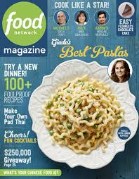 Food Network Magazine - March 2016 vk.com