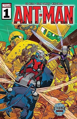 Ant-Man (2020) #1