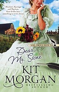 Dear Mr. Stone (Mail-Order Bride Ink Book 11)
