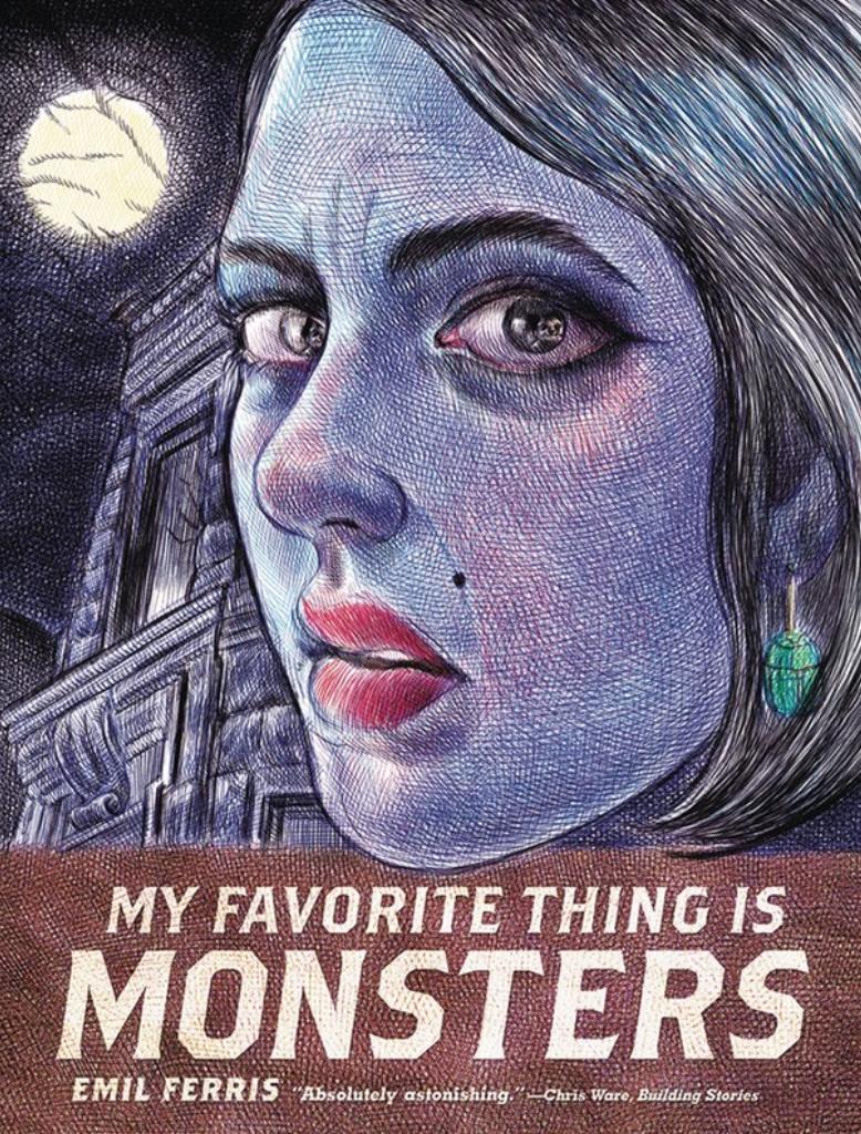 My Favorite Thing Is Monsters, Vol. 1