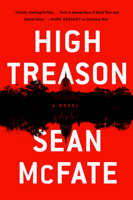 High Treason (Tom Locke, #3)