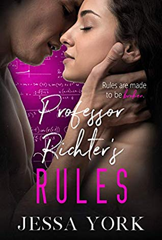 Professor Richter's Rules (Learning To Love, #2)