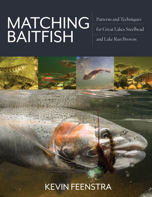 Matching Baitfish: Patterns and Techniques for Great Lakes Steelhead and Lake Run Browns