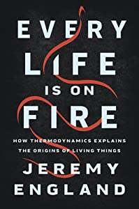Every Life Is on Fire: How Thermodynamics Explains the Origins of Living Things