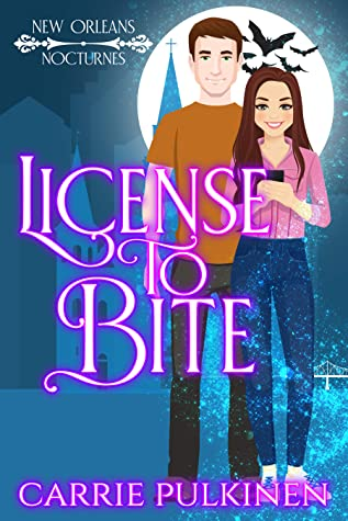 License to Bite (New Orleans Nocturnes, #1)