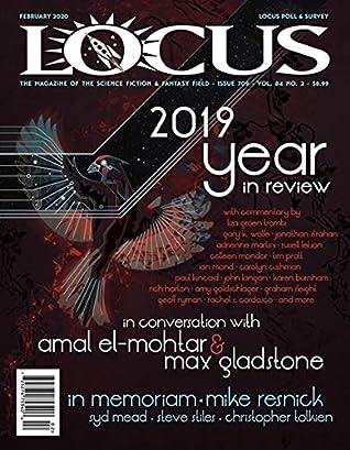 Locus Magazine, Issue #709, February 2020 by Liza Groen Trombi