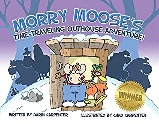 TUNDRA COMICS presents: Morry Moose's Time-Traveling Outhouse Adventure!
