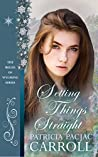 Setting Things Straight (The Belles of Wyoming Book 31)