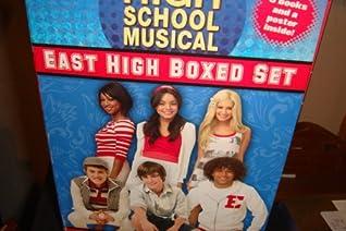High School Musical East High: 8-Book Boxed Set
