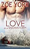 Love in a Snowstorm (Pine Harbour)