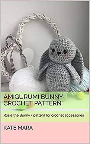 Crochet Amigurumi Bunny Pattern | Crochet bunny pattern, Crochet ... | 475x298