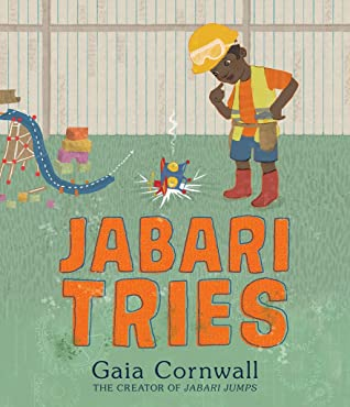 Jabari Tries (Jabari, #2)