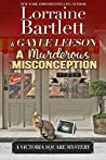 A Murderous Misconception (Victoria Square Mystery Book 7)