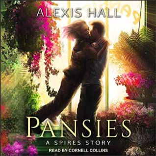 Pansies by Alexis  Hall