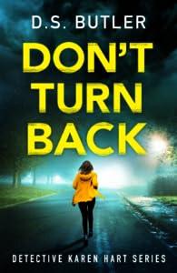 Don't Turn Back (DS Karen Hart, #3)