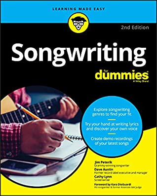 Songwriting For Dummies (For Dummies (Music))