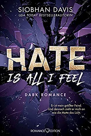 Hate Is all I Feel (Rydeville Elite #1)