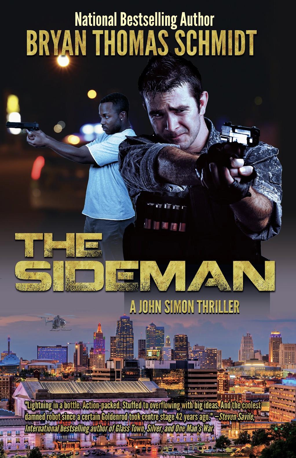 The Sideman (John Simon Thrillers, Book 2)
