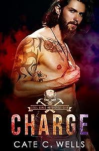 Charge (Steel Bones Motorcycle Club, #1)