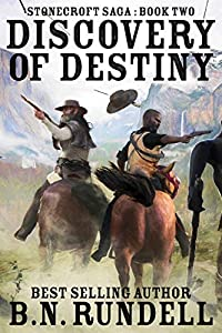 Discovery of Destiny (Stonecroft Saga Book 2)