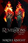 Book cover for Revelations (Fire & Brimstone Scroll #1)