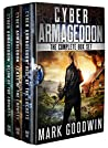 Cyber Armageddon Box Set: A Post-Apocalyptic Survival Saga