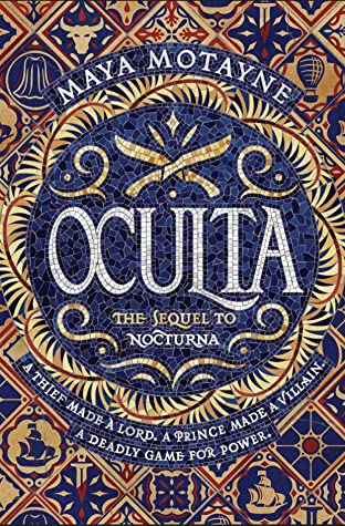 Oculta (A Forgery of Magic, #2)