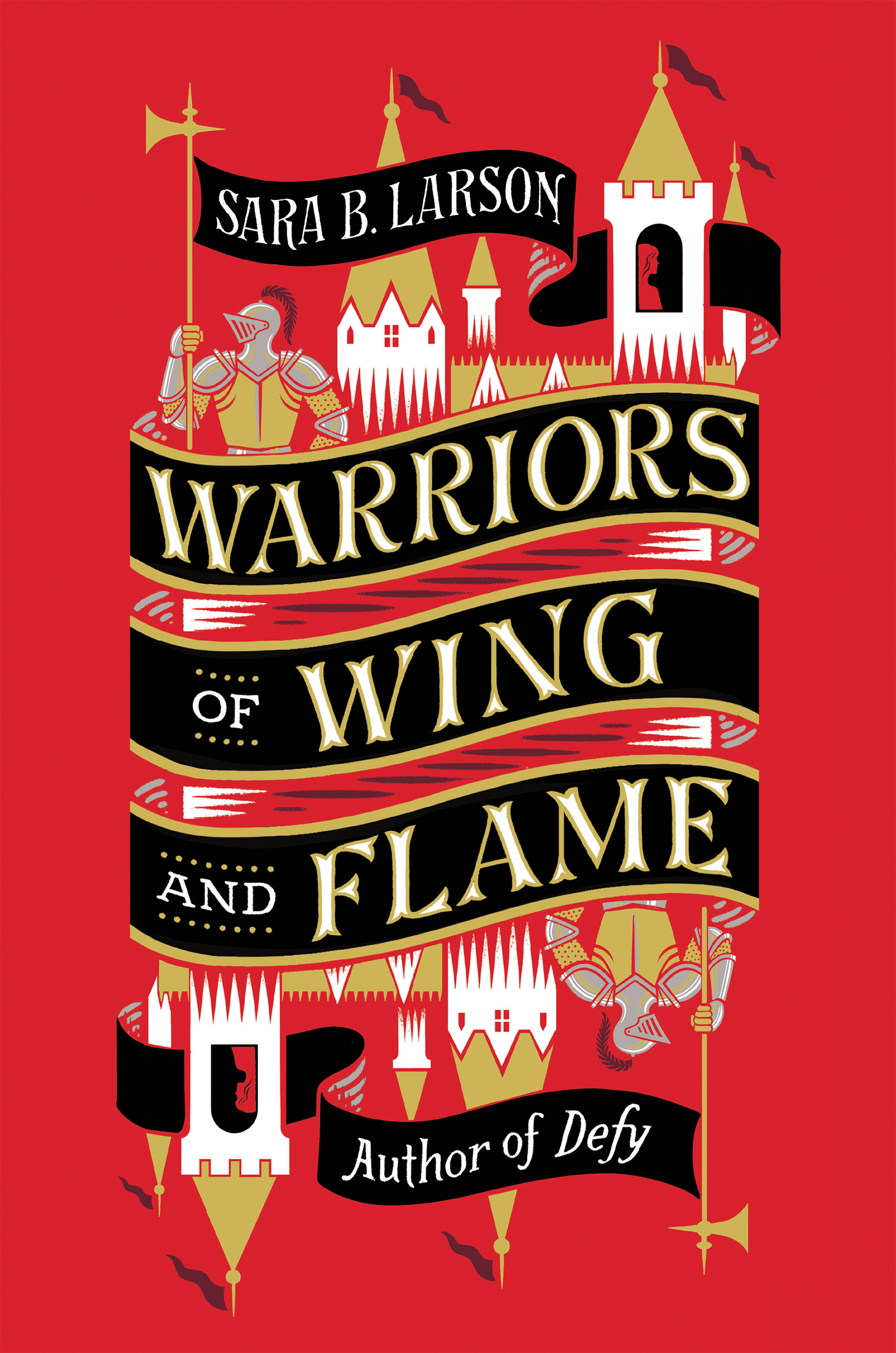 Warriors of Wing and Flame (Sisters of Shadow and Light, #2)