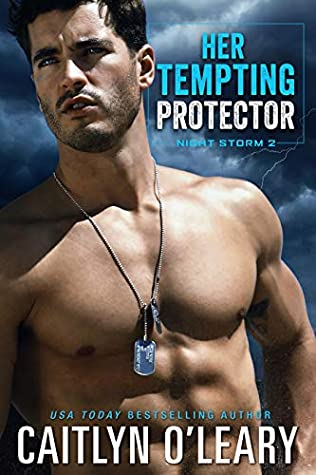 Her Tempting Protector (Night Storm #2)