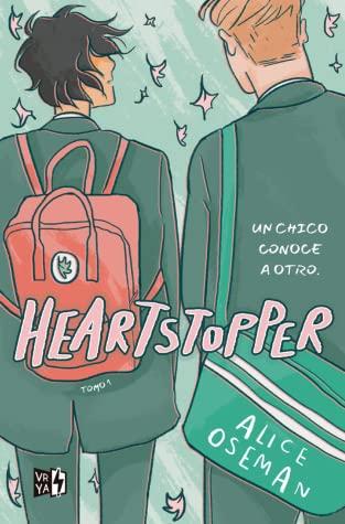 Heartstopper, Tomo 1 (Heartstopper, #1)