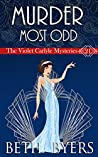 A Murder Most Odd (The Violet Carlyle Mysteries #21)