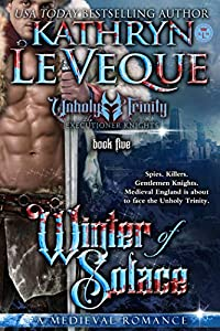 Winter of Solace (Executioner Knights #5)