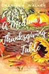 A Medium's Thanksgiving Table (Becky Tibbs: A North Carolina Medium #2)