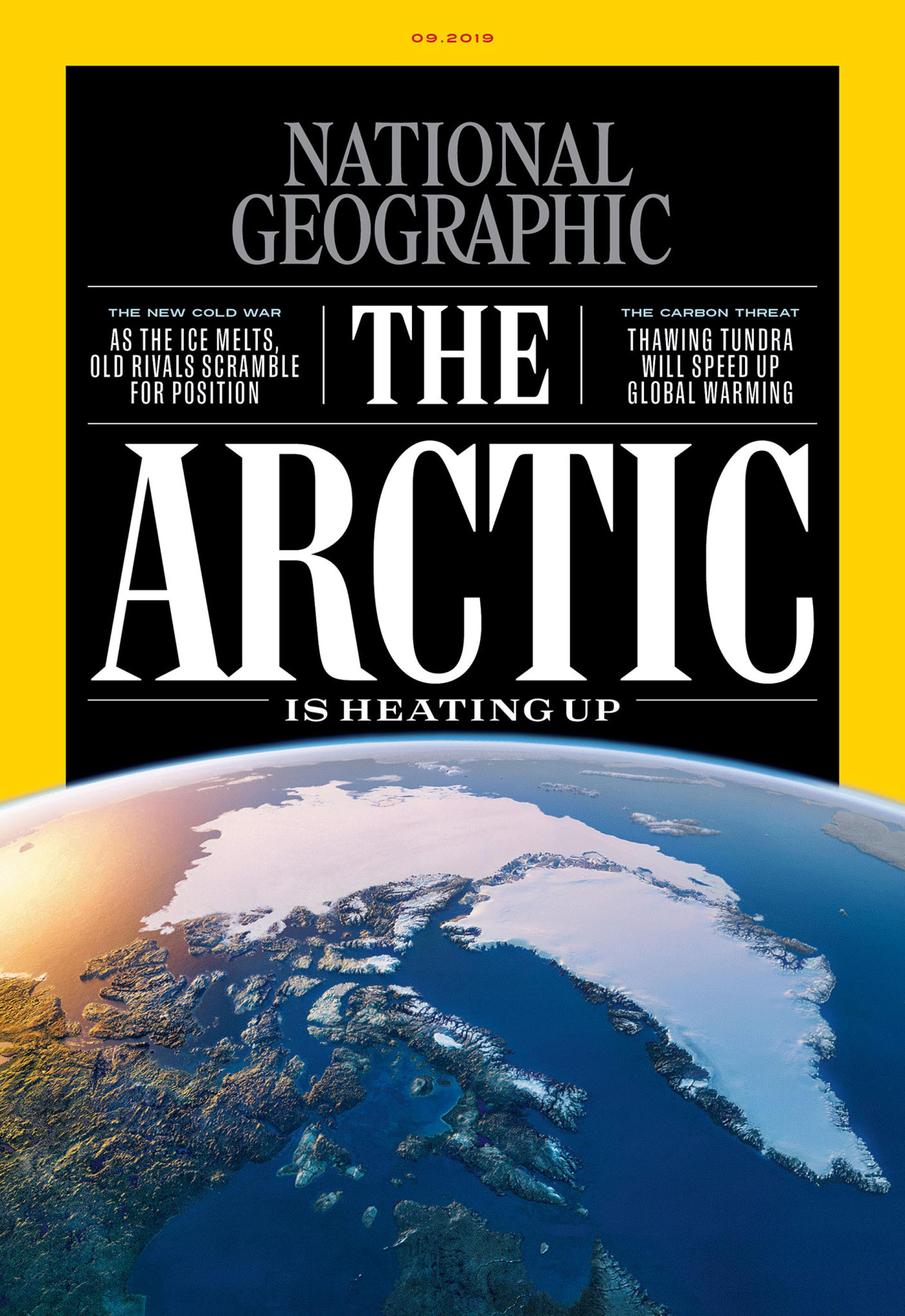 the Arctic is heating up