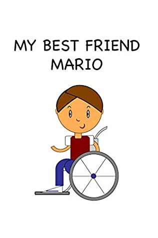 My Best Friend Mario: A Talk to Me Series Book (My Life As a Kid 1)
